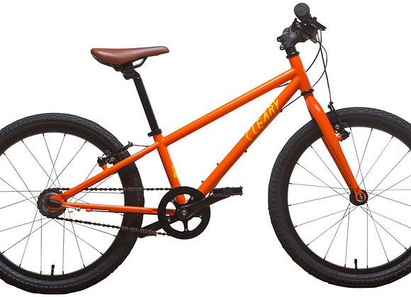 "Cleary Bikes Owl 20"" Internally Geared 3-Speed Complete Bike"