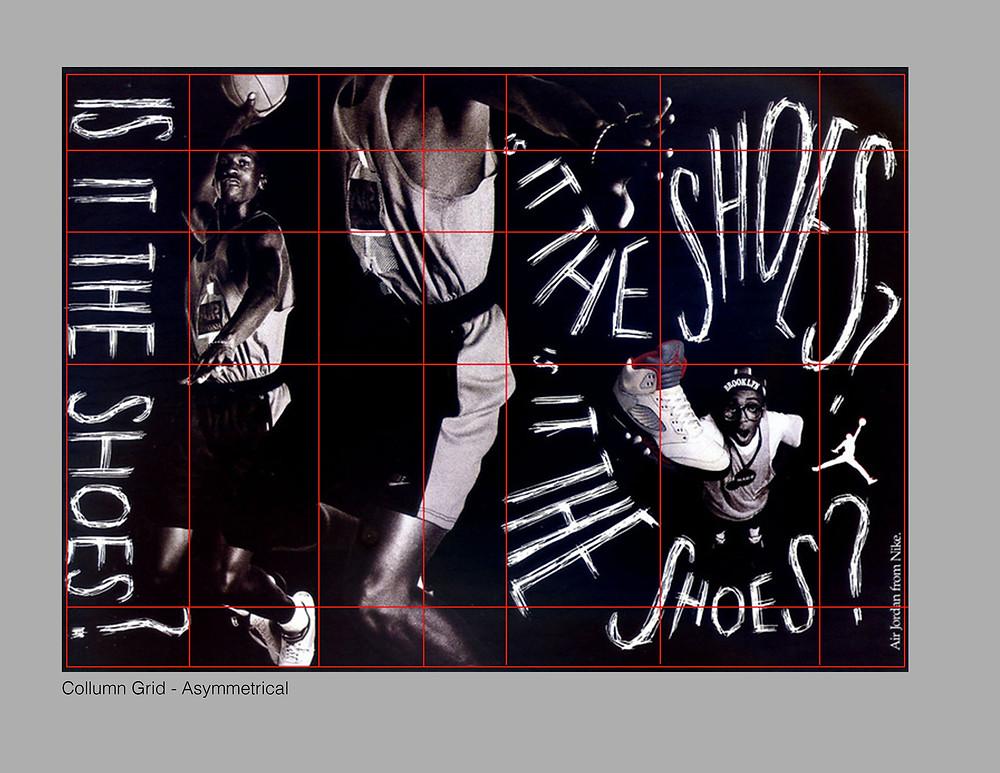Week 1 Design Analysis Nike S 1988 Air Jordan Ad Poster