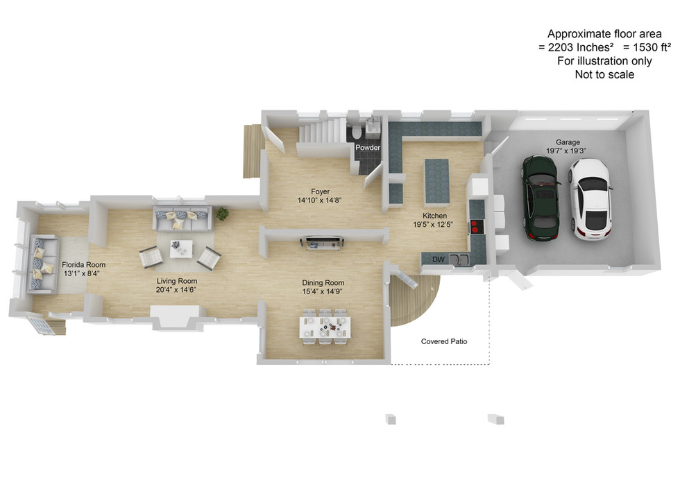 a-1 proposed 1st floor plan 3-22-17 mode