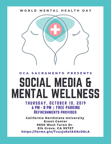 Social Media  Mental Wellness 09.16.2019