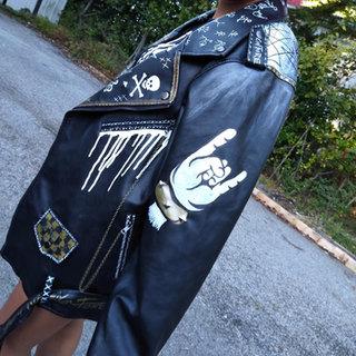 Punk Rock Custom Design