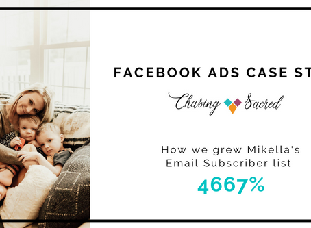 How Mikella's Email List Went From 150 to 8,000+ Subscribers