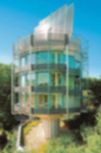 Здание Гелиотроп