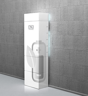 Система хранения Sonnenbatterie