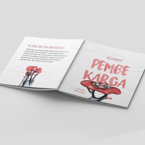 """Pembe Karga"" Children Book"