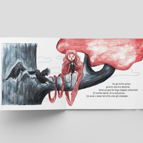 """Pembe Karga"" Children Book 3"