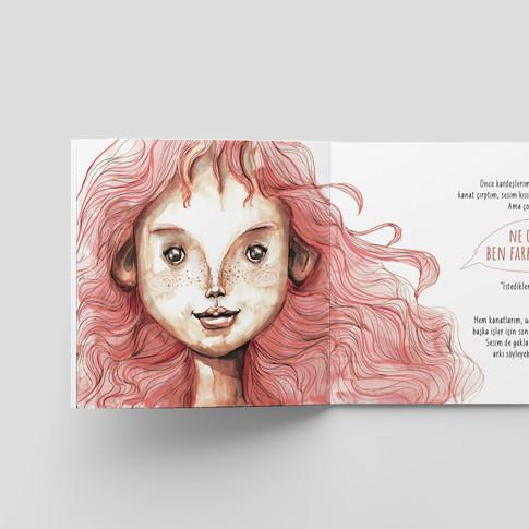 """Pembe Karga"" Children Book 4"