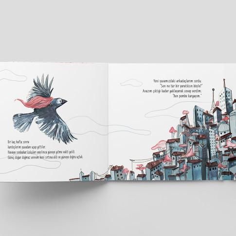 """Pembe Karga"" Children Book 5"