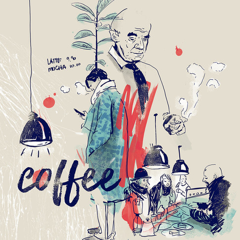 Coffee People Project 2