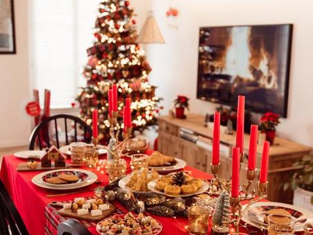 Nos 5 plus belles tables de Noël