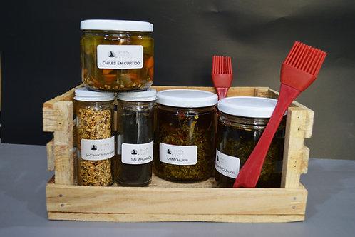 Food Box Especias