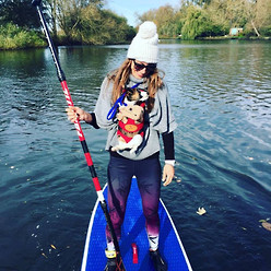 Teaching Daisy to SUP