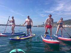 Paddle Board Lesson