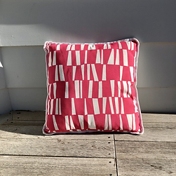Outdoor Cushion 45 Hot Pink