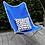 Thumbnail: Vintage Chair FRAME + AQUA Cover