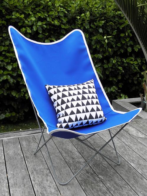Vintage Chair FRAME + AQUA Cover