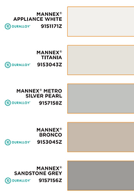 Flutter Chair frame colour options 1