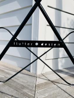 Flutter Chair NEW LOOK frame