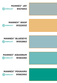 Flutter Chair frame colour options 2