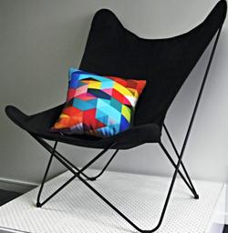 NZ made Flutter Chair