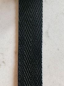 Black trim