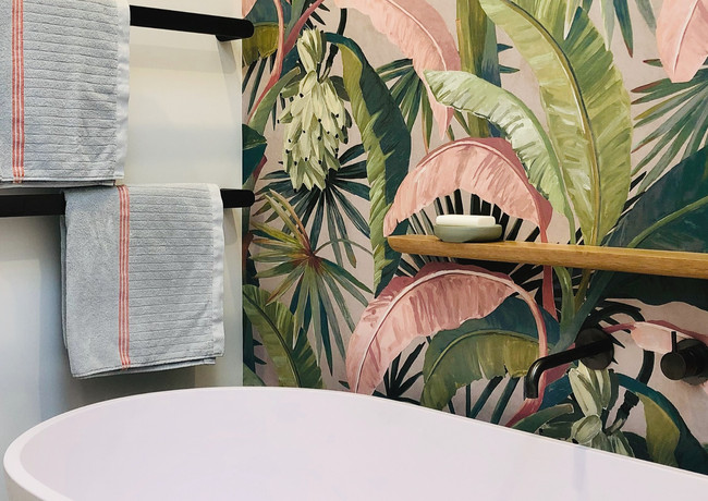 FEATURE WALLS by LK&CO