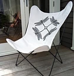 Flutter Chair + artist cover