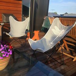 Flutter Chairs ARTIST - Christchurch