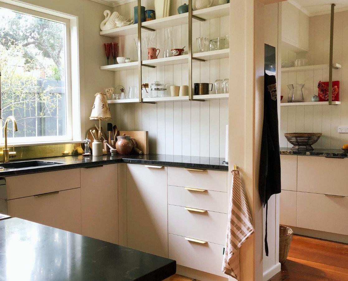 LK&CO character kitchen renovation