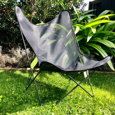 Flutter Chair MESH Black