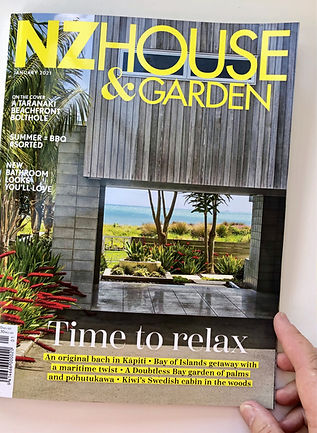 NZ House & Garden Jan 2021