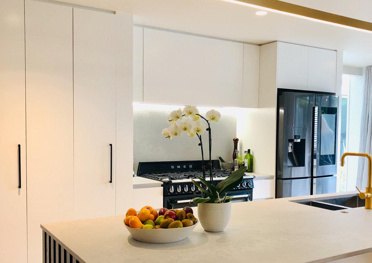 Milford Elegant Kitchen