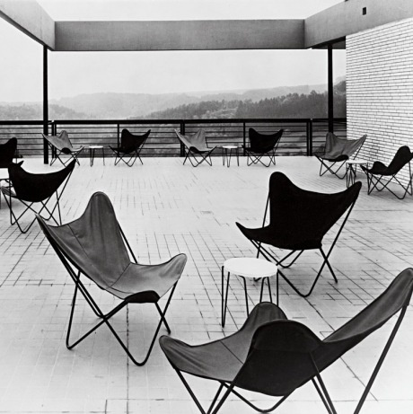 1950's Butterfly chairs