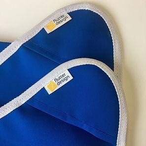 Flutter AQUA replacement covers