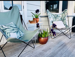 Flutter Chairs customisable covers