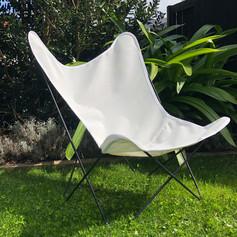 Flutter Chair MESH White