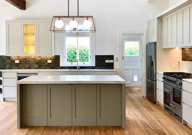 LK&CO Historic villa kitchen renovation