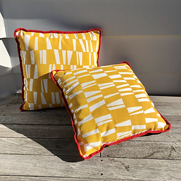 Outdoor Cushion 45 Canary