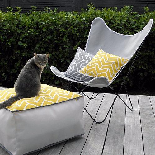 Flutter Chair FRAME + ELEMENTA Cover