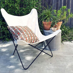 RELAX this summer #nzmadebutterflychairs
