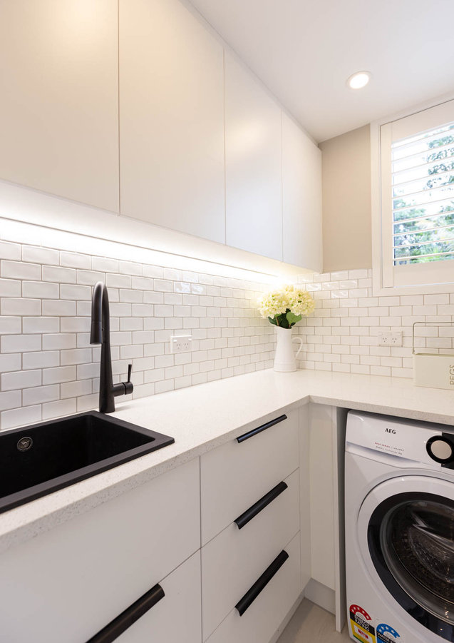 LAUNDRY design by LK&CO