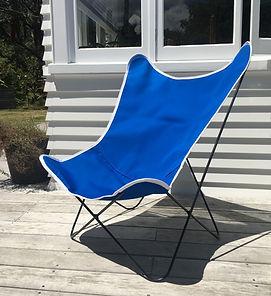 Flutter Chair AQUA