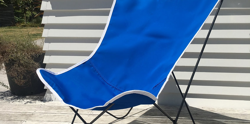 Flutter Chair FRAME + AQUA Cover