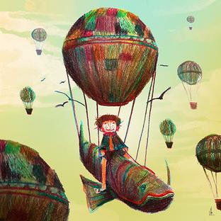 Charlin e os balões mágicos