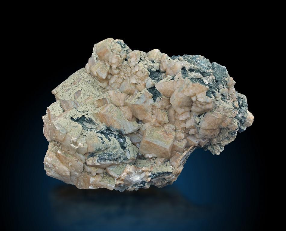1995 October, Calcite, Titanite