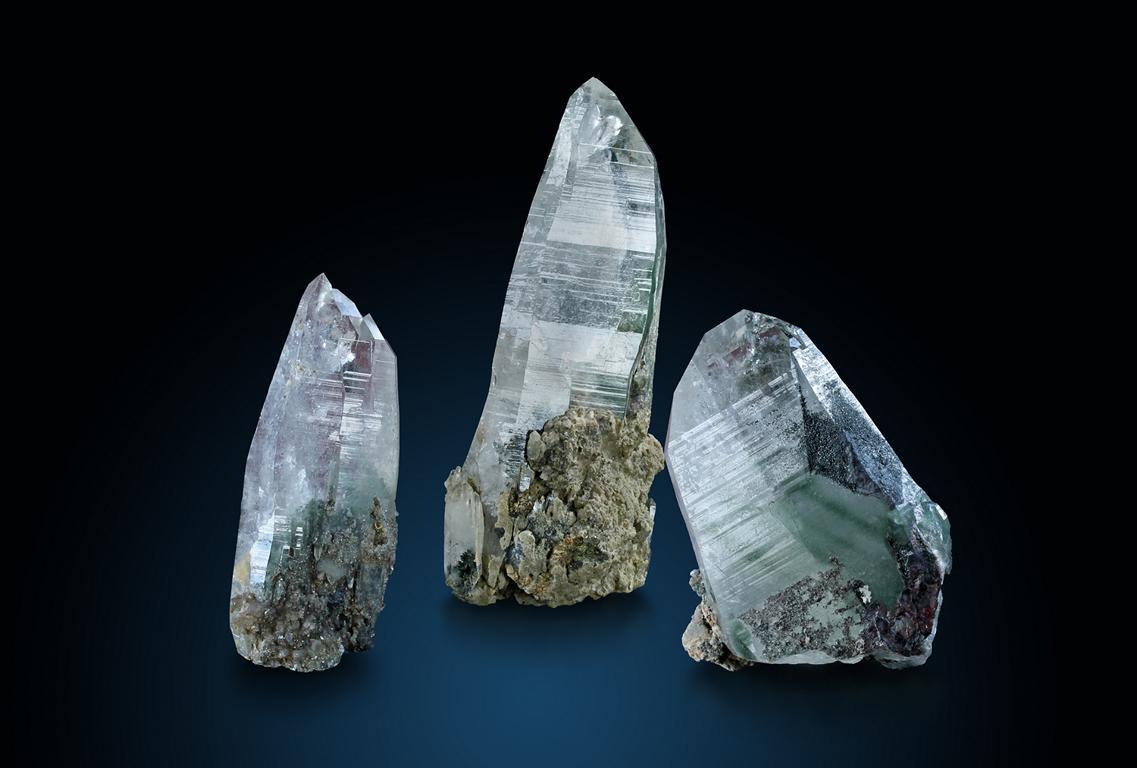 2000 May, Quartz, Calcite, Magnetite