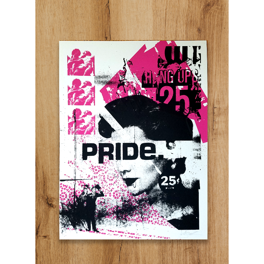 Hanging Up Your Pride