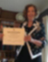 2019 Apr Suz DAR State Award Winner_edit