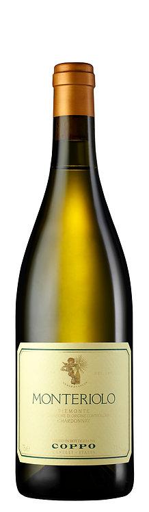 """Coppo, Chardonnay Piemonte """"Monteriolo"""" DOC, 2015"""