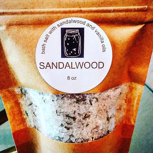 Sandalwood Bath Soak